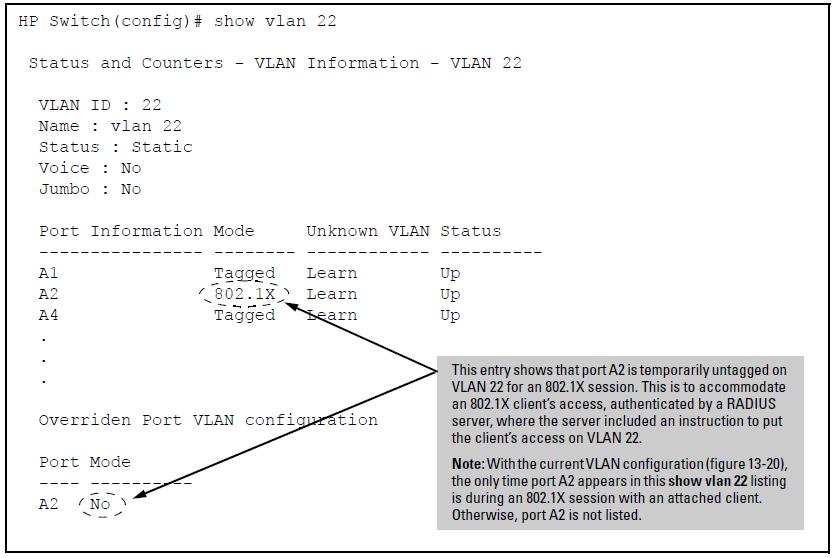802.1x computer authentication