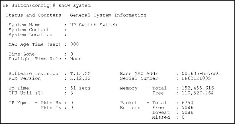 Monitoring and Analyzing Switch Operation